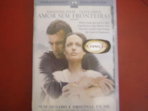 dvd original    amor sem fronteiras com angelina jolie
