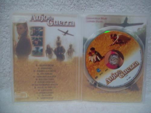 dvd original anjo da guerra