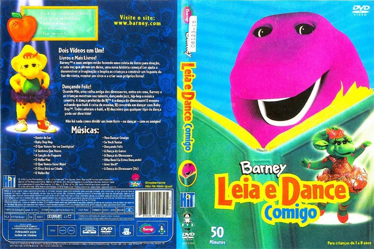 DVD SEUS BARNEY BAIXAR AMIGOS E DE