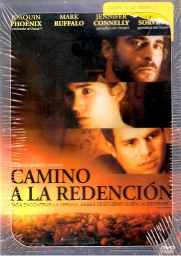dvd original : camino a la redencion - joaquin phoenix rufal