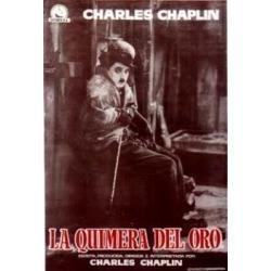 dvd original : chaplin quimera de oro - navidad san valentin
