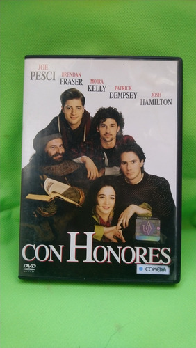 dvd original con honores