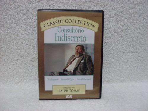 dvd original consultório indiscreto