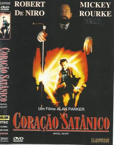 dvd original coração satanico - alan parker frete livre