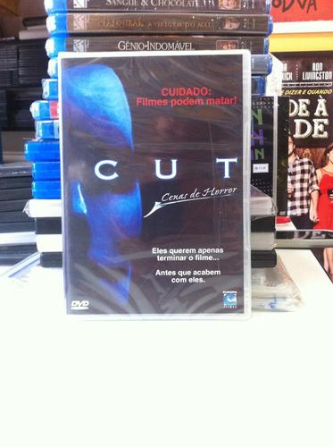 dvd original cut - cenas de horror (kylie minogue) lacrado