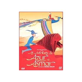 Dvd Original Da Animação As Aventuras De Azur E Asmar