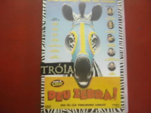 dvd original     deu zebra