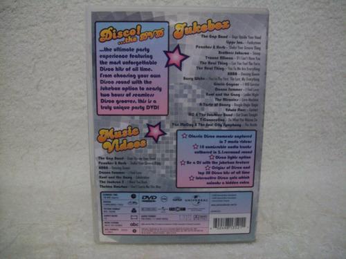 dvd original disco !... the dvd