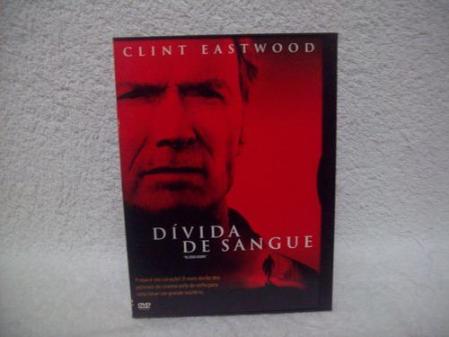 dvd original dívida de sangue- com clint eastwood