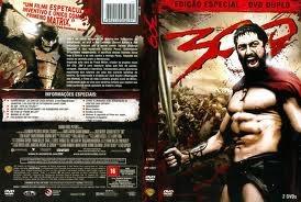 dvd original do filme 300 ( gerard butler)