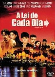 dvd original do filme a lei de cada dia