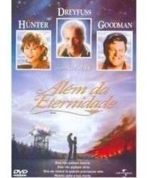 dvd original do filme alem da eternidade (de steven spielber