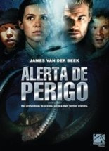 dvd original do filme alerta de perigo ( james van der beek)