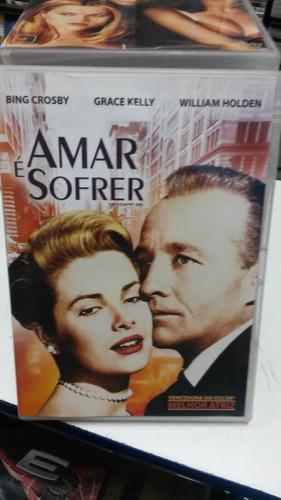 dvd original do filme amar é sofrer (grace kelly)