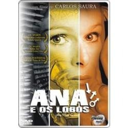 dvd original do filme ana e os lobos