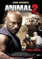 dvd original do filme animal 2 (ving rhames)