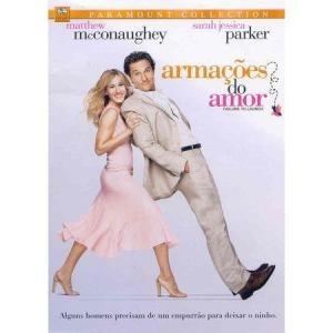 dvd original do filme armações do amor