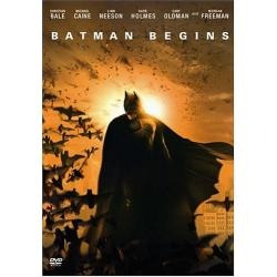 dvd original do filme batman begins (christian bale) simples