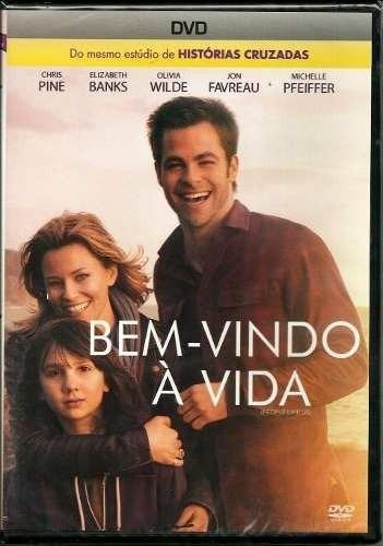 dvd original do filme bem-vindo à vida