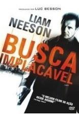 dvd original do filme busca implacável ( liam neeson)