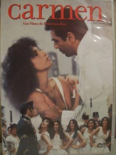dvd original do filme carmen