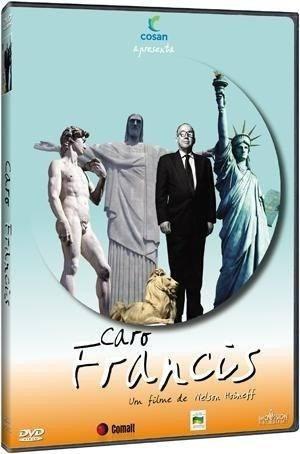 dvd original do filme caro francis