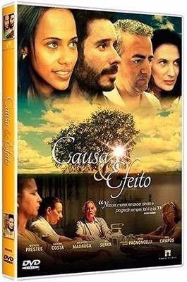dvd original do filme causa & efeito