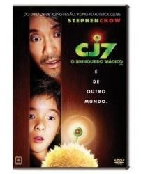 dvd original do filme cj7 - o brinquedo mágico