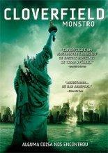 dvd original do filme cloverfield monstro