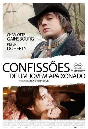 dvd original do filme confissões de um jobvem apaixonado