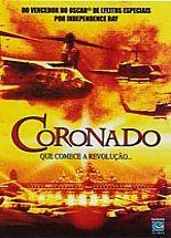 dvd original do filme coronado (guerra civil)