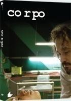 dvd original do filme corpo (leonardo medeiros)