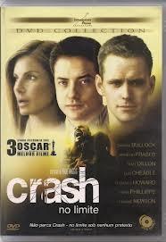 dvd original do filme crash - no limite ( sandra bullock)