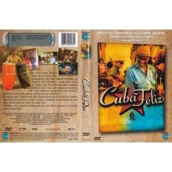 dvd original do filme cuba feliz