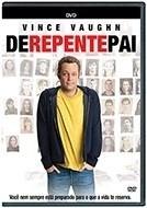 dvd original do filme de repente pai (vince vaughn)