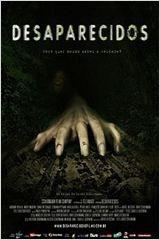 dvd original do filme de terror nacional desaparecidos