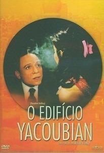dvd original do filme edifício yacoubian
