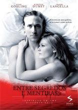 dvd original do filme entre segredos e mentiras(ryan gosling