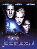 dvd original do filme esfera ( dustin hoffman)