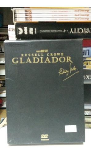 dvd original do filme gladiador (edição especial)