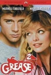 dvd original do filme grease 2 (michelle pfeifer)