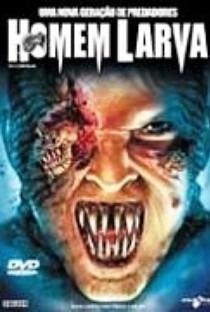 dvd original do filme homem larva