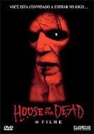 dvd original do filme house of the dead
