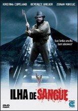 dvd original do filme ilha de sangue