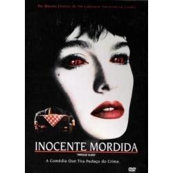 dvd original do filme inocente mordida (lacrado)