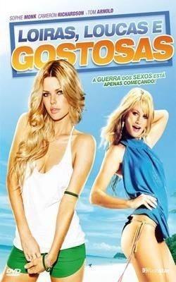 dvd original do filme loiras,loucas e gostosas