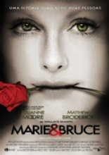 dvd original do filme marie e bruce ( julianne moore)
