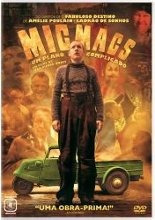 dvd original do filme micmacs - um plano complicado