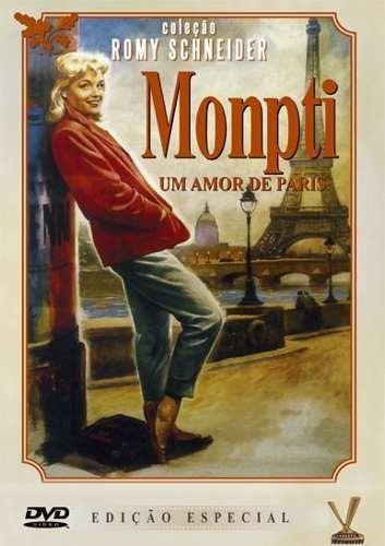 dvd original do filme monpti um amor em paris romy schneider