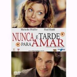 dvd original do filme nunca é tarde para amar